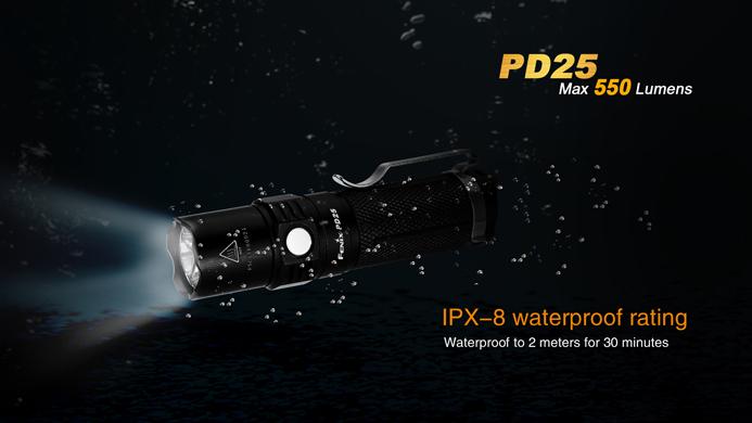 Fenix-PD25-16
