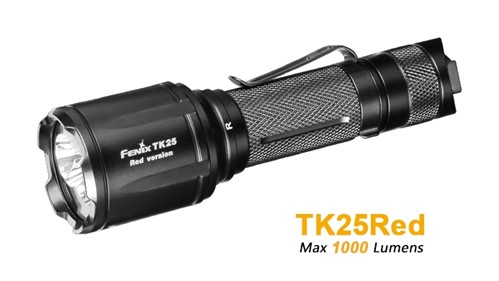 Fenix TK25 Red-1